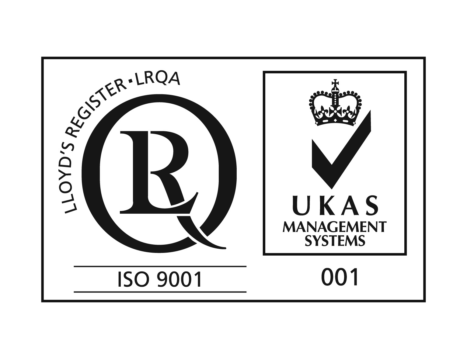 UKAS-certification